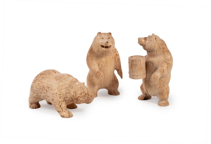 Композиция «Три медведя»