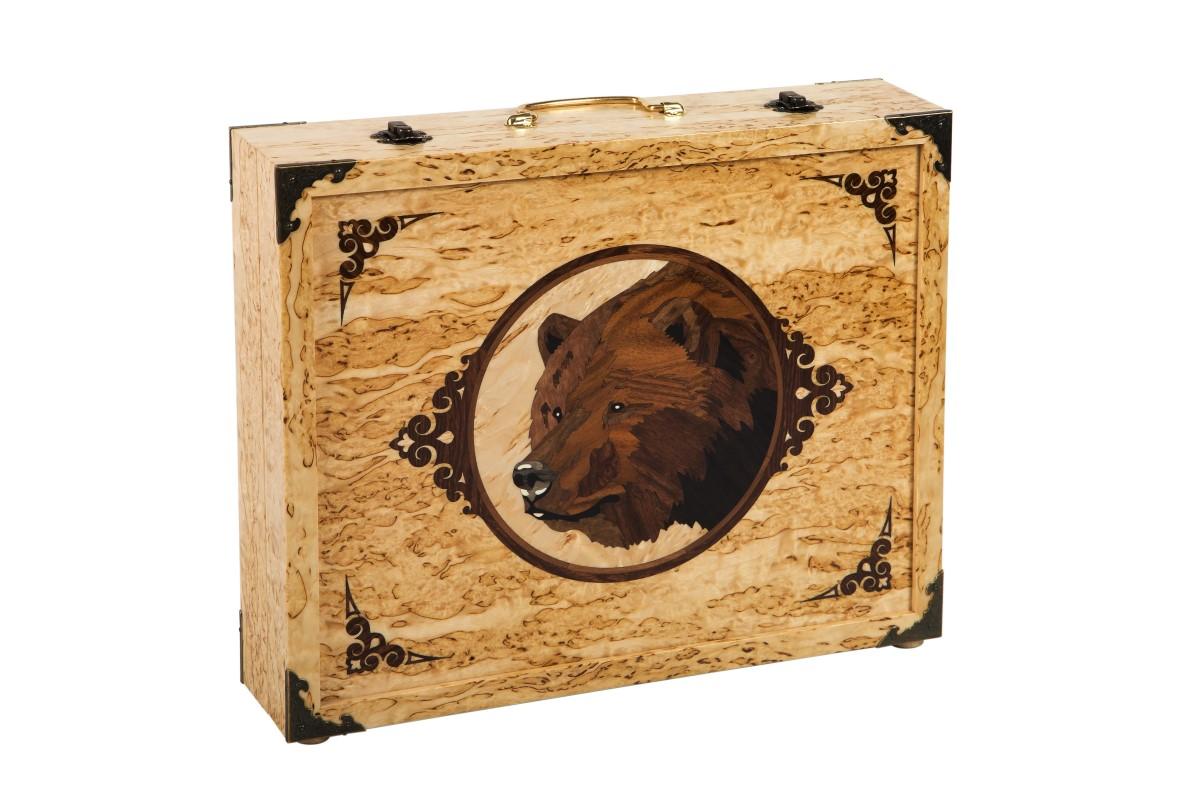 Чемоданчик для чистки оружия «Медведь»