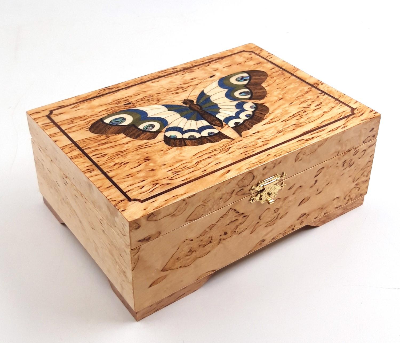 Коллекция шкатулок «Бабочки»