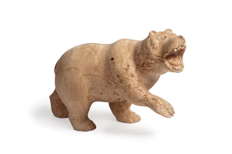 Ревущий медведь