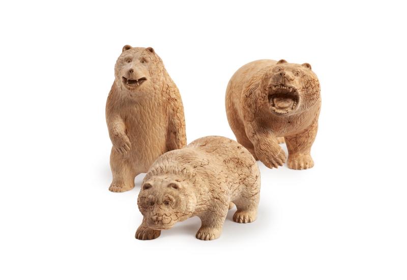 Композиция «Медведи»