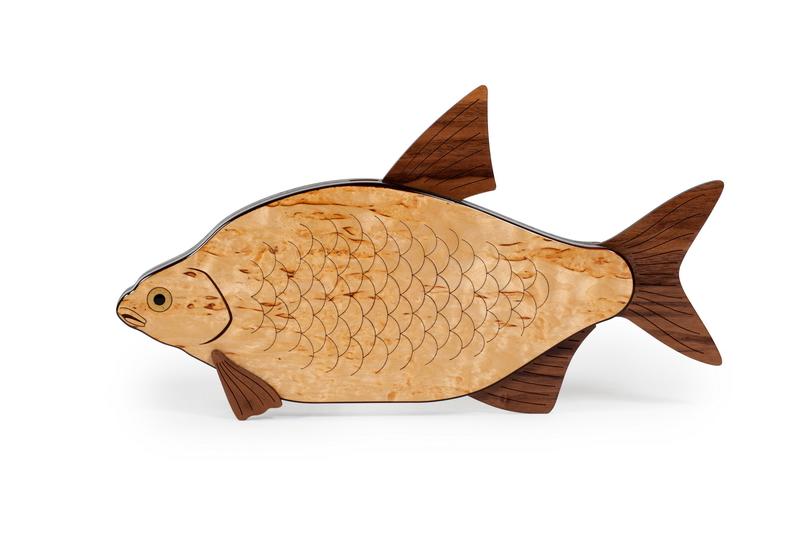 """Набор домино """"Рыба"""""""