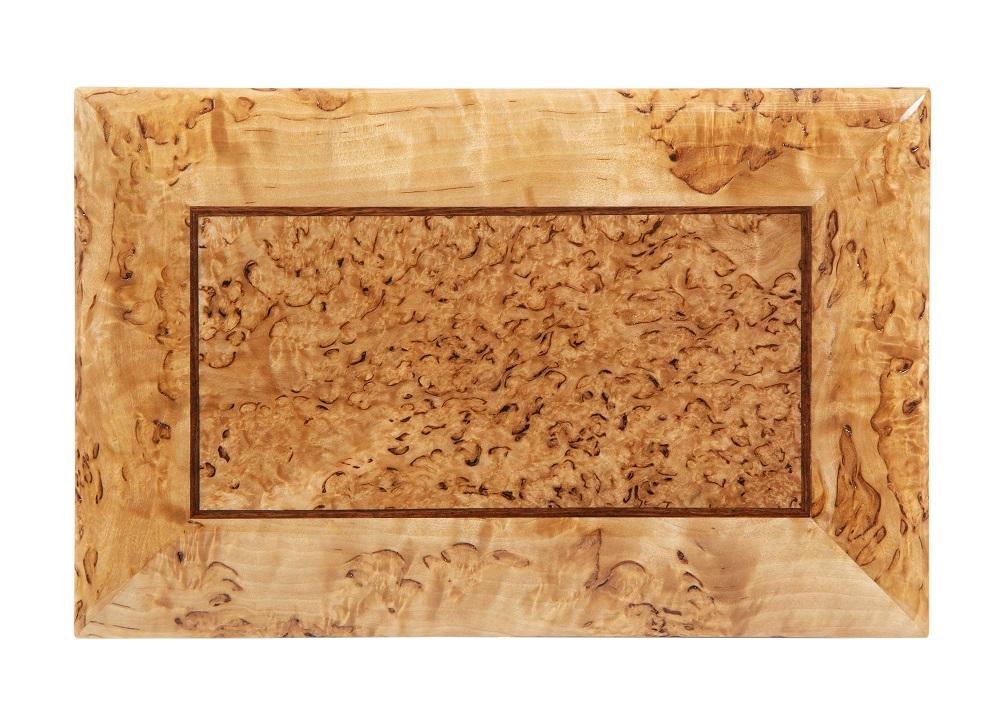 Шкатулка из карельской березы Карельские узоры рисунок